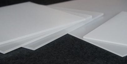 Fluorescent light diffuser products: Acrylic Lens Replacements
