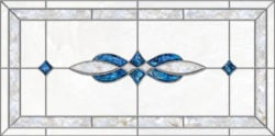 Stained-Glass-Ceiling-Panels: Stained Glass 11 Blue Pearl