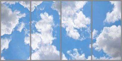Sky Ceiling Murals