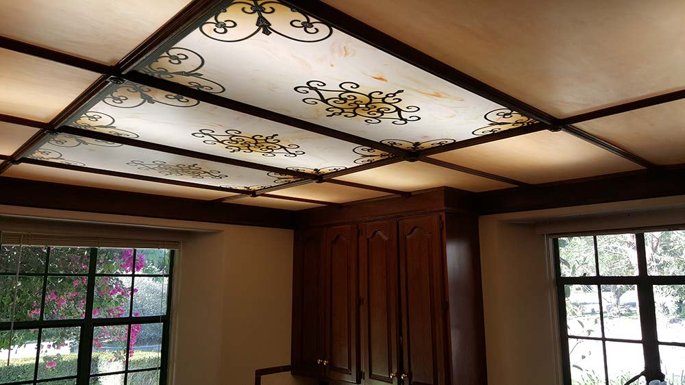 Fluorescent Light Covers Amp Decorative Ceiling Panels 200