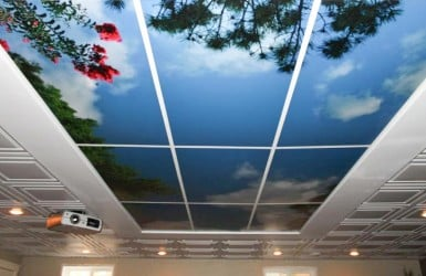 Sky Ceiling Panels Best Selling Fluorescent Ceiling Light Covers