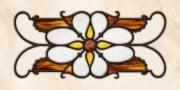Decorative Iron Light Panels: Tuscan Iron - Ornamental Sunburst