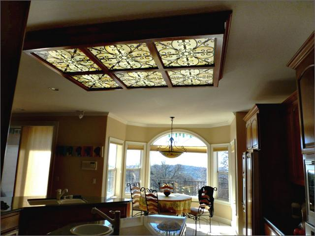 Custom Size Ceiling Light Panels