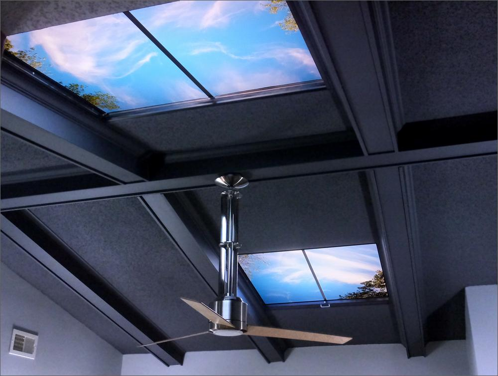 Skyview 23 - Real Del Mar Beach - Fluorescent Light Covers