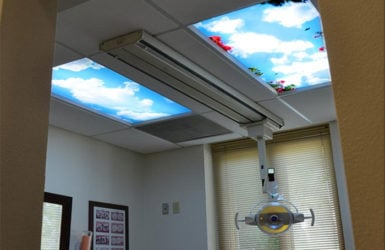 Sky Panels Best Selling Fluorescent Ceiling Light Covers